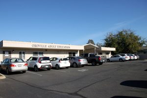 Oroville Education Building